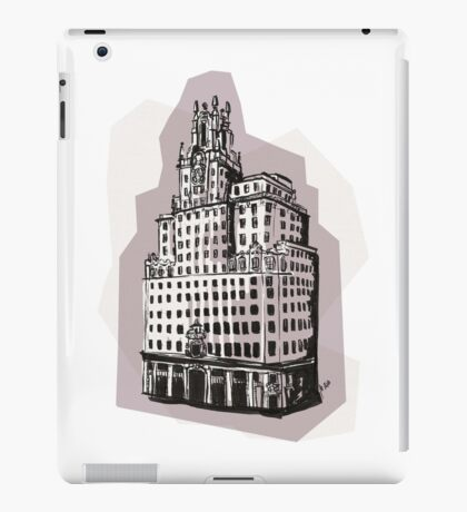 Madrid II iPad Case/Skin