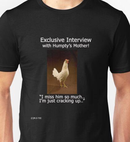 Humpty's Mum Unisex T-Shirt