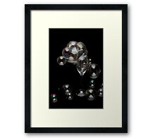 Can I offer you a glass of Bubbly? Framed Print