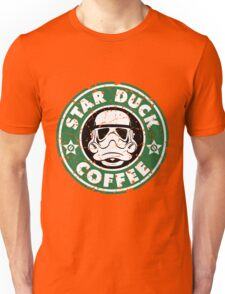 Star duck coffee Unisex T-Shirt