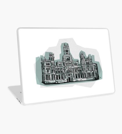 Madrid III Laptop Skin