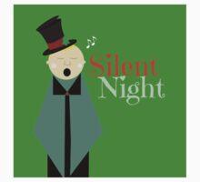 Silent Night by bunhuggerdesign