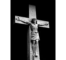 Crucifixion Photographic Print