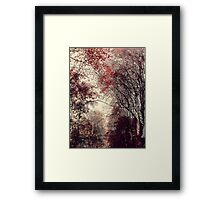 10th Ave Series XIV Framed Print