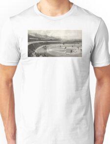Vintage Baseball Game Unisex T-Shirt
