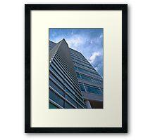 Corporate Ladder Framed Print