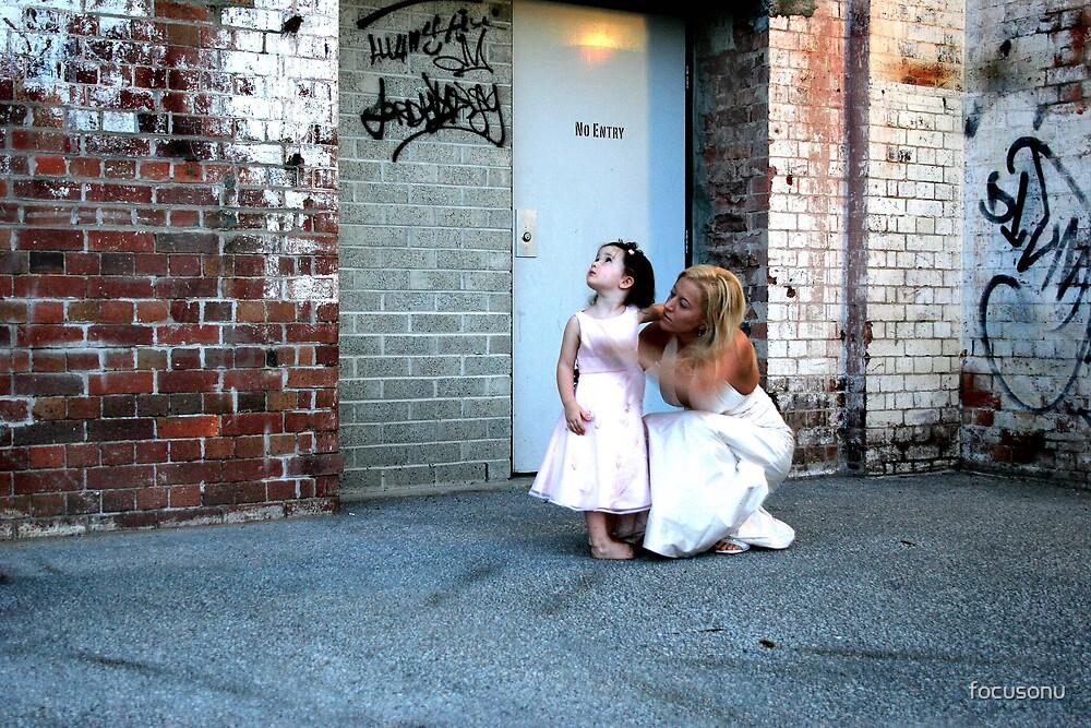 Powerhouse Wedding by focusonu