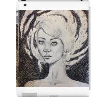 Milky way iPad Case/Skin