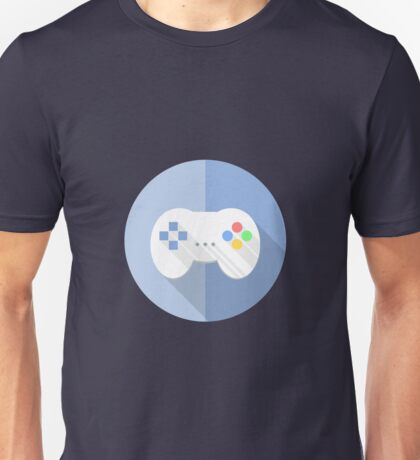 Simple Cute Video Game Controller Unisex T-Shirt