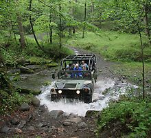 Off Road Voyages by Christopher  Ewing
