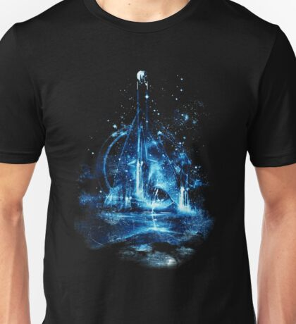 Reflections on a Future Unisex T-Shirt