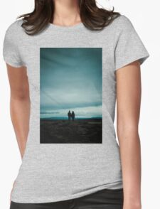 Icelandic View Womens Fitted T-Shirt