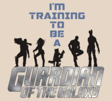 I'm Training to be a Guardian of the Galaxy by redroseses