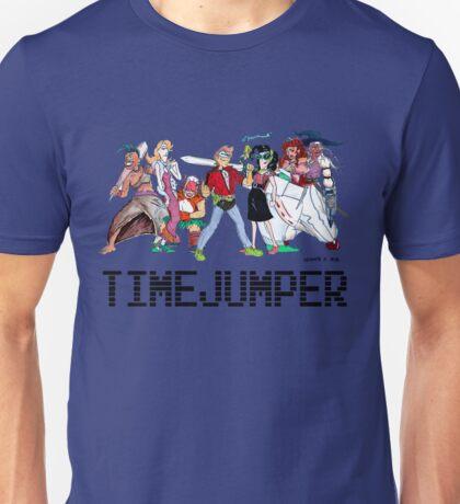 Dennis Kyle: Timejumper (Ensemble) Unisex T-Shirt