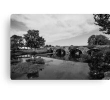 Kells Bridge , Co Kilkenny Canvas Print