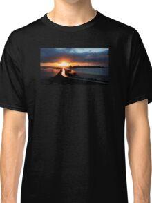 Island Hill Sunrise Classic T-Shirt