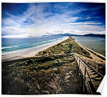 The Neck, Bruny Island Poster