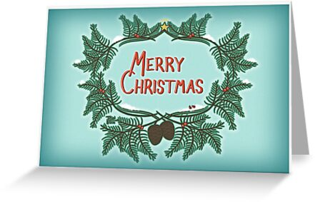 Vintage Merry Christmas Cards / by TsipiLevin
