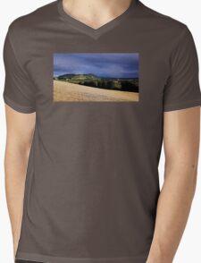 Scrabo View Mens V-Neck T-Shirt