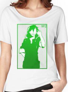 № 2 Women's Relaxed Fit T-Shirt