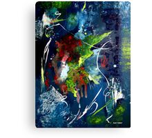 Power In The Rapture Canvas Print