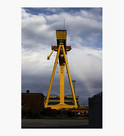 Harland & Wolff Standing Tall Photographic Print