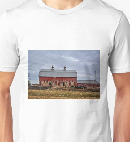 Bremer Cattle Barn Unisex T-Shirt