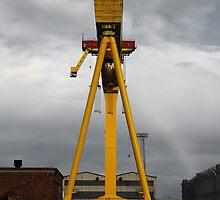 Harland & Wolff Giant by Wrayzo