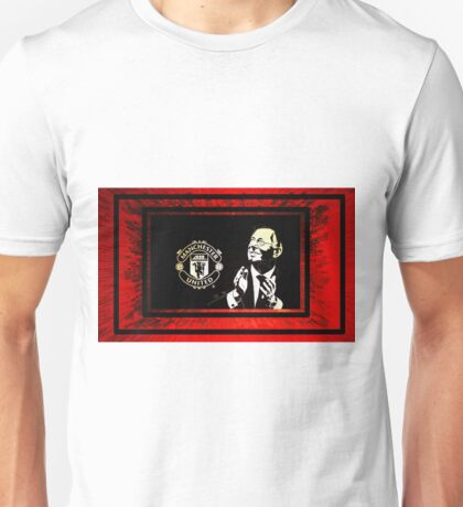 sir Alex Unisex T-Shirt
