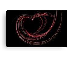 My Fragile Heart Canvas Print