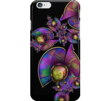 Old School Fractal Treasure 2 iPhone Case/Skin