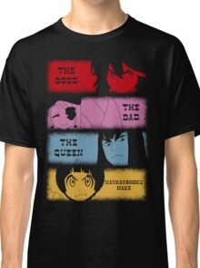 The good, The Bad, The Queen & Mankanshoku Mako Classic T-Shirt