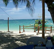 Boracay Beach by StephenH