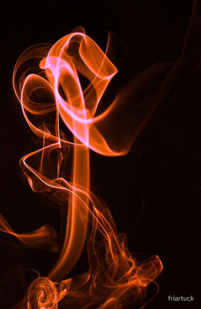 Firespirit by friartuck