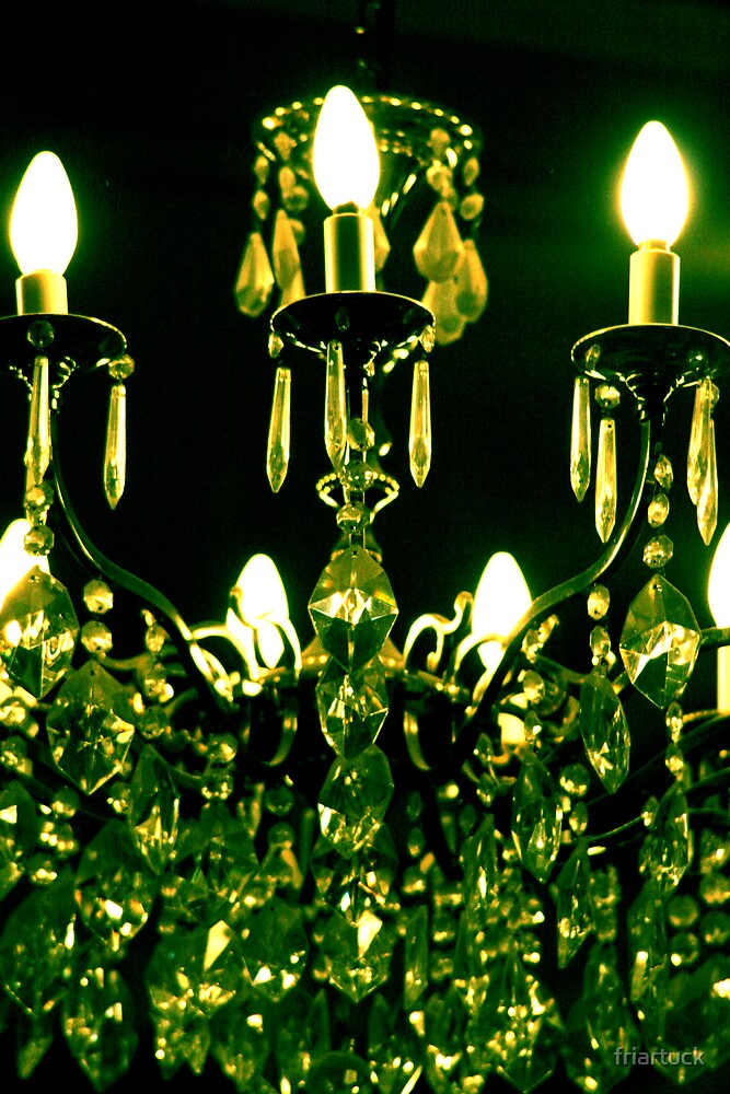 Chandelier by friartuck