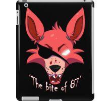 """The Bite Of 87"" iPad Case/Skin"