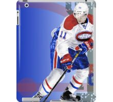 A very talented hockey player from Montreal iPad Case/Skin