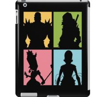 Honnōji Academy Elite Four iPad Case/Skin