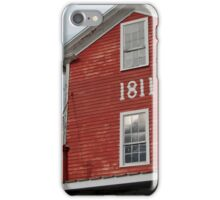 Front of Cider Mill iPhone Case/Skin