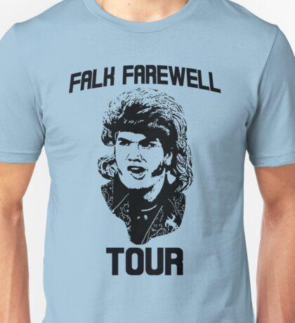 Falk Farewell Tour - Custom Bachelor Party Apparel Unisex T-Shirt