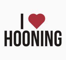 I <3 Hooning by Jared Crockford