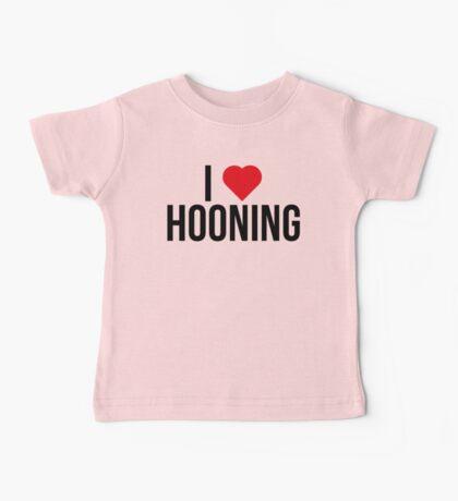 I <3 Hooning Baby Tee