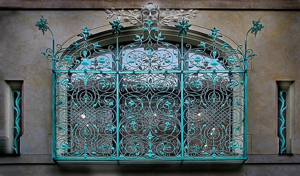 Berlin window by micnoz