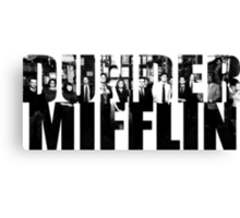 Dunder Mifflin - The Office (US) Canvas Print