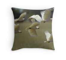 Flying Marauders Throw Pillow