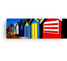 The Colours of Summer Canvas Print
