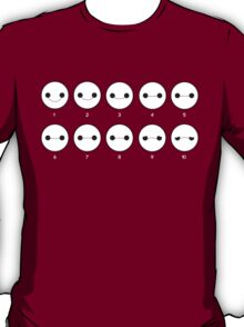 One a scale of 1 to 10, how would you rate your pain? T-Shirt