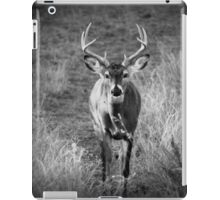 B&W Buck iPad Case/Skin