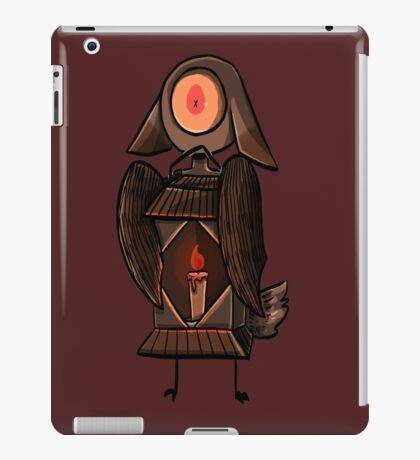 Scared X'abite iPad Case/Skin