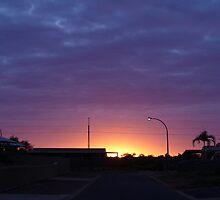 Sun Rise by Noel Davis